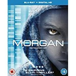 Morgan [Blu-ray] [2016]